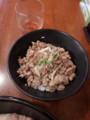 [西海][丼]チャーシュー丼