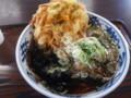 [道の駅][花園食堂][蕎麦]天ぷら蕎麦