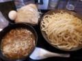 [ラーメン][三ツ矢堂製麺][☆☆]マル得つけ麺
