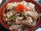 小栗の里のトントン丼