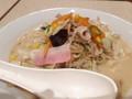 [リンガーハット][☆][ラーメン]野菜たっぷりチャンポン麺2倍