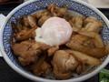 [吉野家][丼]鶏すき丼