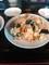 キクラゲ炒め定食