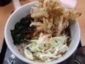 [高幡そば][蕎麦]かき揚げ蕎麦