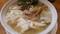 鶏がらスープのワンタンメン