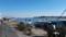 多摩川河口方向