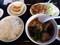 豚の生姜焼きとラーメン餃子セット@東京亭
