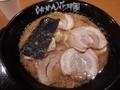 [花月嵐][ラーメン][☆]嵐げんこつチャーシュー麺