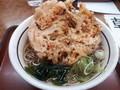 [山田うどん]天ぷら蕎麦