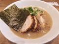 [おがわ][ラーメン][☆]半チャーシュー麺