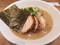 半チャーシュー麺