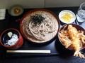 [蕎麦][蕎麦処はな][☆☆☆][道の駅]おすすめ蕎麦セット@蕎麦処はな