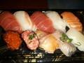 [角上魚類][☆☆]寿司10貫