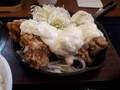 [からやま][チキン南蛮]鉄板チキン南蛮定食