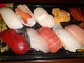 [角上魚類][☆☆☆]寿司10貫