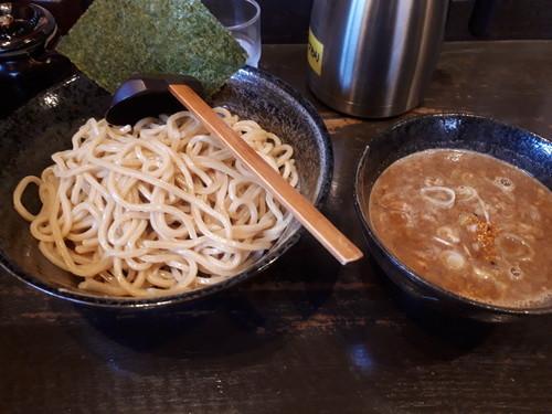 魚出汁つけ麺