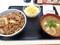 牛丼とん汁サラダセット