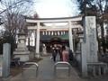 [新年][新春][神社]初詣