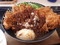味噌チキンカツ鍋定食