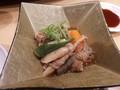 [サカエヤ茶楼][☆☆☆]牛肉と夏野菜の煮物
