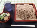 [道の駅][☆][蕎麦][ちちぶ蕎麦の会]もり蕎麦大盛
