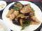 茄子と豚肉の生姜炒め@南京亭滝山街道