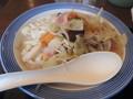 [リンガーハット][☆☆][ラーメン]野菜たっぷりチャンポン