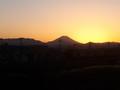 [富士山][☆☆]夕暮れの富士山