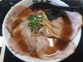 [来良哲][ラーメン]醤油チャーシュー麺大盛