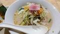 [リンガーハット][☆]野菜たっぷりチャンポン+麺1.5倍