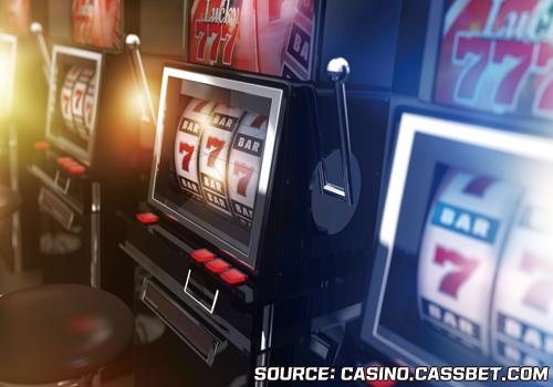 Japan Casino Resort Slot Machine