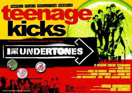 undertones / teenage kicks