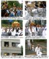 祇園祭神幸祭ってのは是だ♪