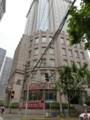 上海で泊まったホテル