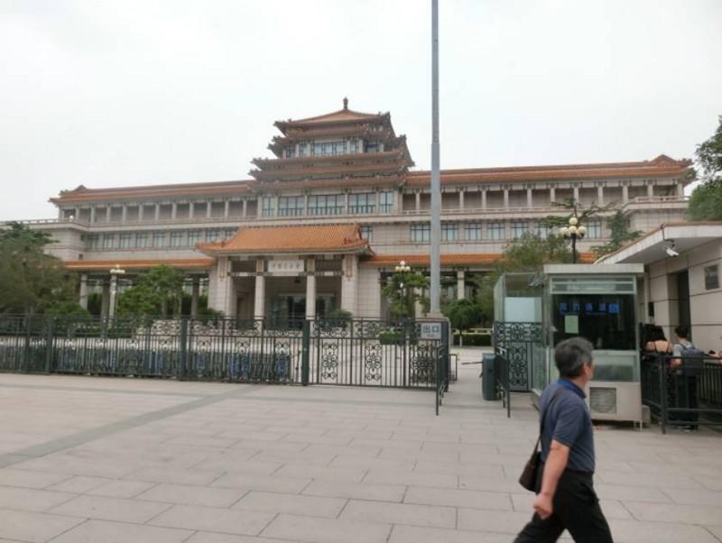 苦労して見てきたよの北京美術館