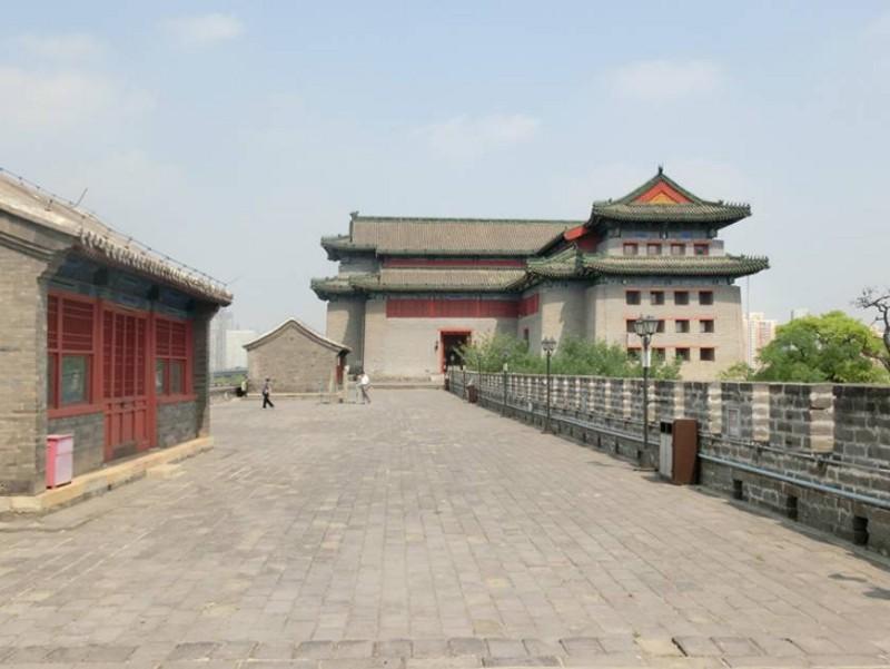 旧城の隅櫓