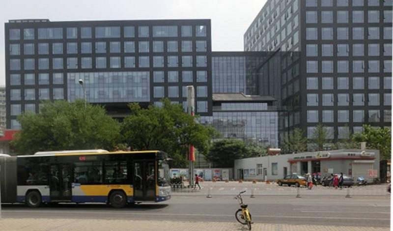 移動した北京最後のノボテルホテル
