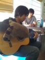 アライグマホールクラブバンド(提供kumasan)