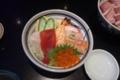 [ごはん] うまい海鮮丼