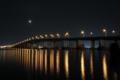 [滋賀][建築]京都新聞写真コンテスト 琵琶湖大橋
