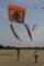 京都新聞写真コンテスト 青空の祝凧