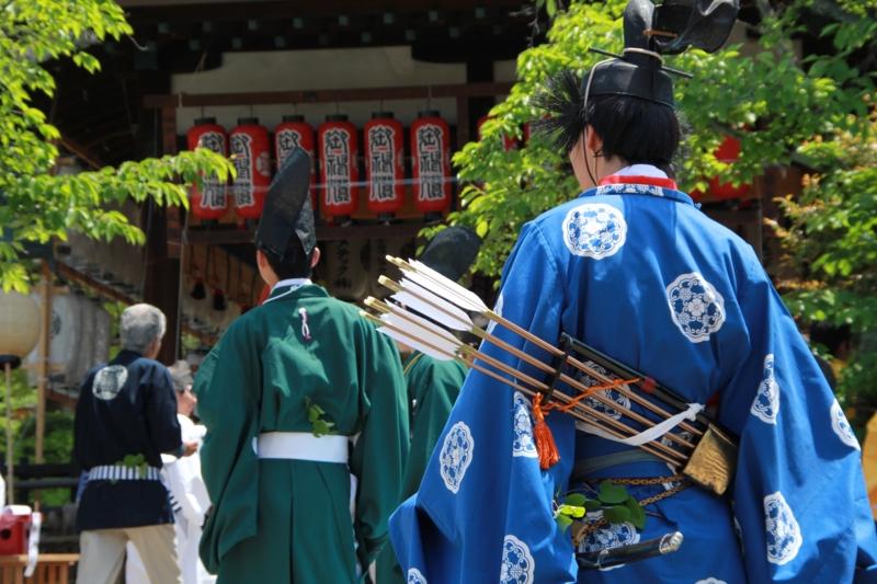 京都新聞写真コンテスト 若武者