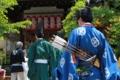 [京都][祭り]京都新聞写真コンテスト 若武者
