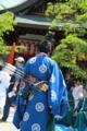 [京都][祭り]京都新聞写真コンテスト タイムスリップ