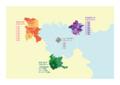 ツドイユ湾岸地図β