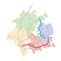 吼南モノレール・AGTらのまる路線図(17.2.2)