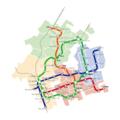 NAメトロ路線図(17.2.2)