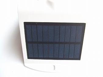 OL-304 ソーラーパネル部分