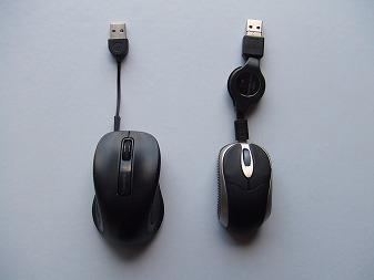 新旧マウス