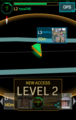 [twitter] なんと山科でレベル2に / I've reached level 2 as an #Ingress agent.